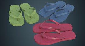 flip flops 1b model