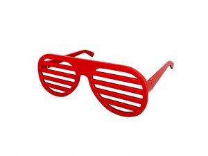 3D shutter shade sunglasses