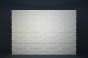 panel 03 3D model