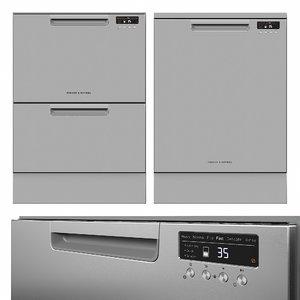 dishwasher fisher paykel dd60dchx9 model