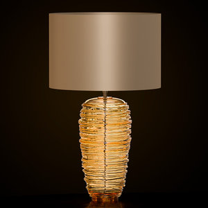 thread lamp 3D