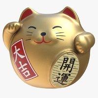Asian fortune cat