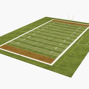 field american football model