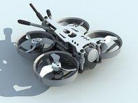 3D bionic aircraft uav model