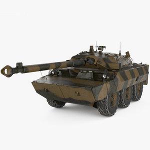 3D amx-10 amx 10