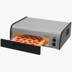 pizza oven 3D model