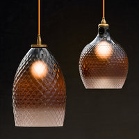 Lamp Hanging Round Ombre