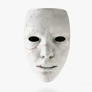 3D expressions masks