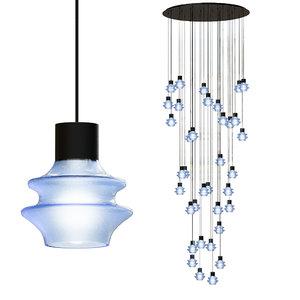 3D drip drop