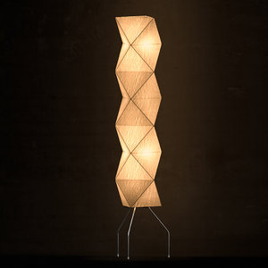 akari light noguchi 3D model