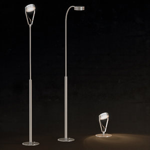 spot luxpicket lamp light 3D