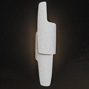 light neolith wall 3D model