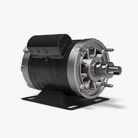 3D electric motor generator