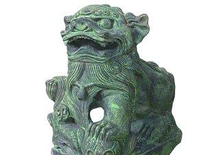 3D sculpture tailandia model