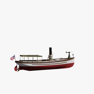 u s navy steam model