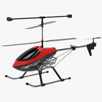 rc gyroscope helicopter 3D