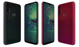 3D model motorola moto g8 play