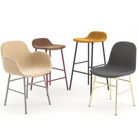 3D form normann copenhagen chair