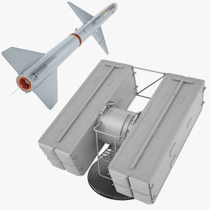 3D mk-29 guided missile