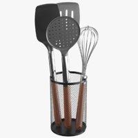 real utensil cup 3D model