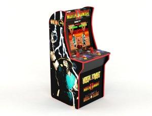 mortal kombat arcade machine model