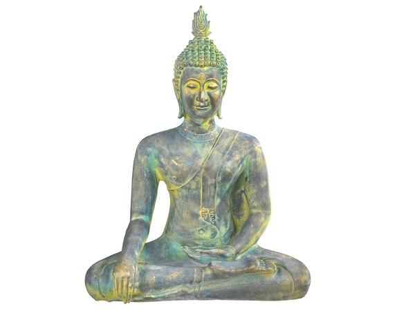 3D model ancient sculptures
