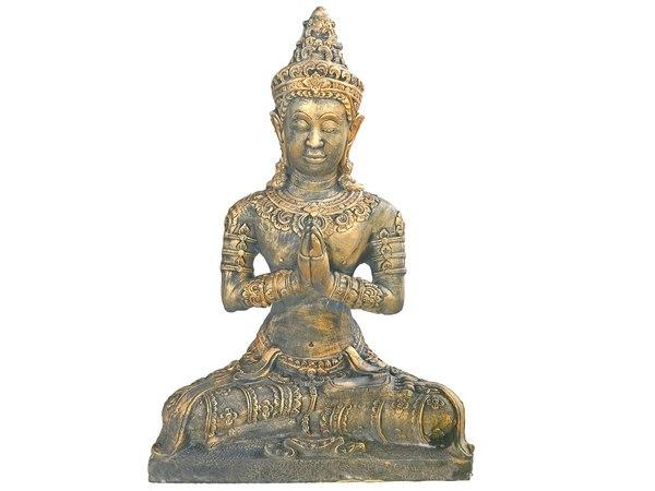 ancient sculptures 3D model