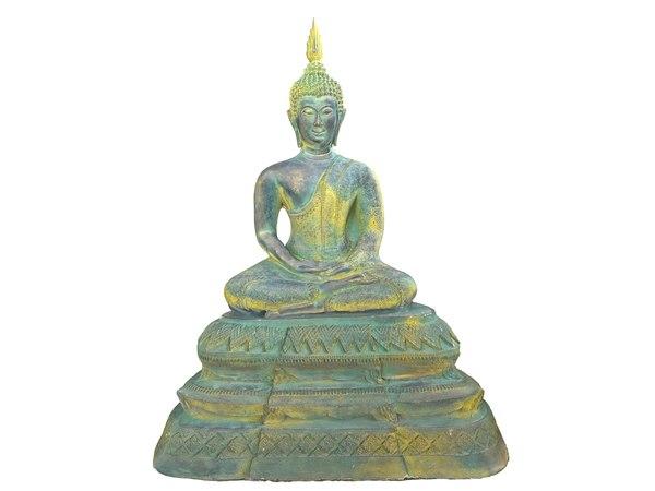 3D ancient sculptures