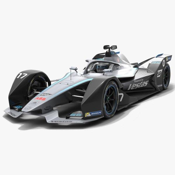 mercedes-benz formula e season model