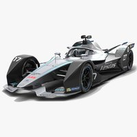 Mercedes-Benz Formula E Season 2019 2020