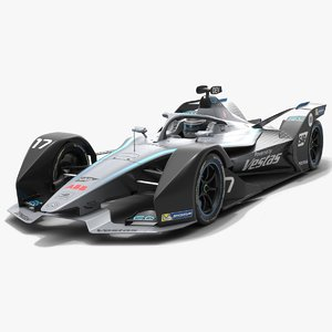 mercedes-benz formula e season model