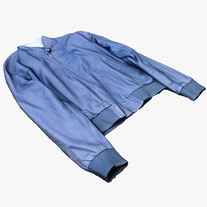 mens jacket 3D model