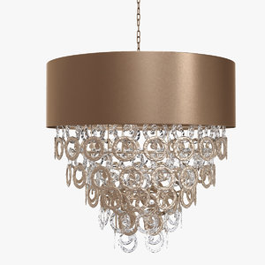 eurolampart opera ceiling lamp 3D model