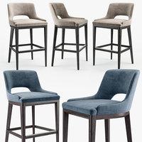 marelli grace stool 3D model