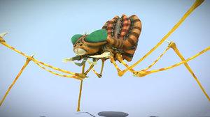 giant ant monster 3D