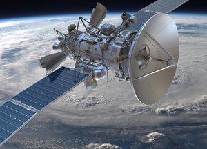 space spaceship 3D