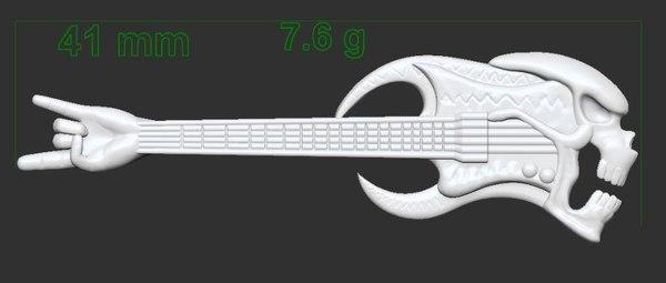 jewellery pendent 3D model