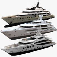 Amels Yachts 200 212 272