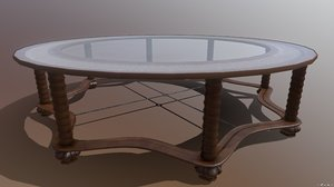 designed coffee table superfuntimes model