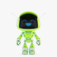 lovely robot - companion model
