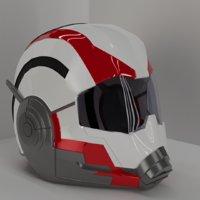 3D quantum helmet endgame