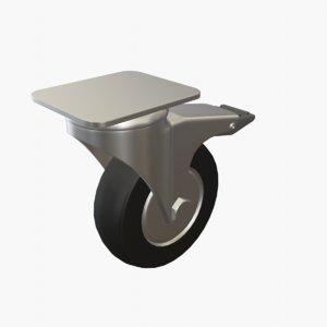 3D model wheel brake h:135