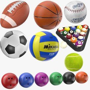 sport balls model