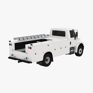 service truck model
