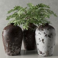 vessel clay 3D model