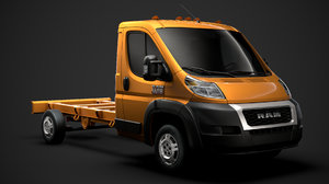 3D ram promaster chassis truck