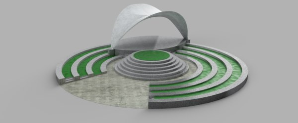 3D stage