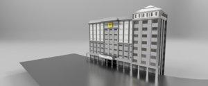 3D model building sti