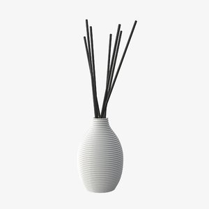 bottle air stick 3D