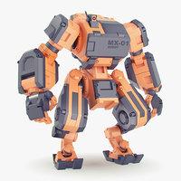 Robot MX
